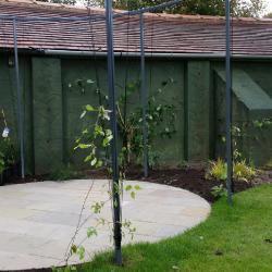 York-plants-around-pergola-Yorksire-Garden-Design