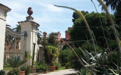 A Tour Around the Rome Botanical Gardens
