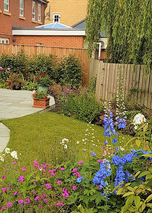 Lawn_to_lush_garden_Adel_flowers_5 - North Leeds Garden ...