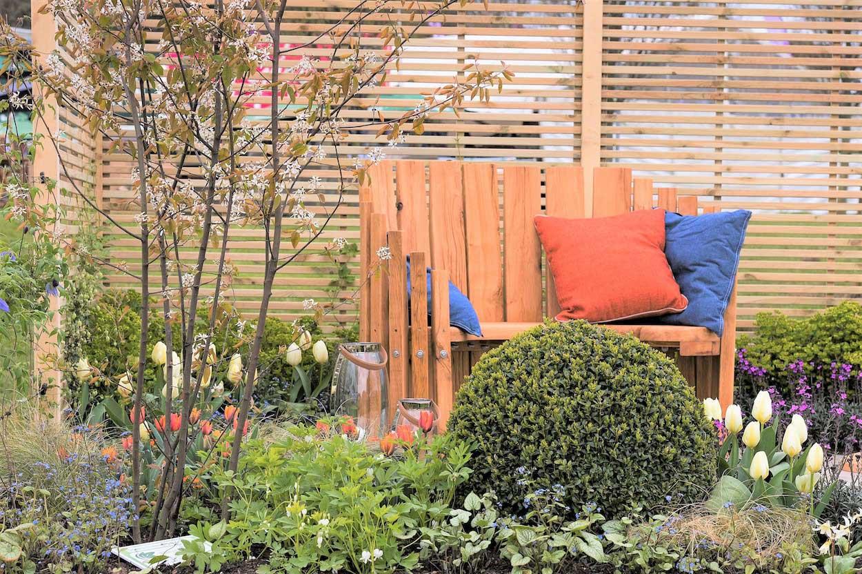 Award-winning Transformation show garden Harrogate - North ...