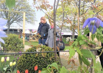 13. Harrogate Flower Show_2016_visitors_1